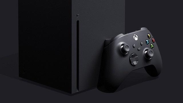 Xbox Series X-k gaur egun gertatzen ez dena baino askoz ere azkarrago deskargatu dezake jokoak