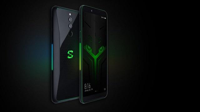 Xiaomi BlackShark 3 5G bateria hobekuntza handiekin
