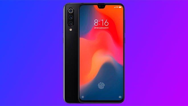 Xiaomi Mi 9 zuzenean ikusi