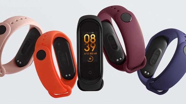 Xiaomi Mi Banda 5 gure merkatuan, hala ere, seguruenik ez du kontakturik gabeko ordainketak eskainiko
