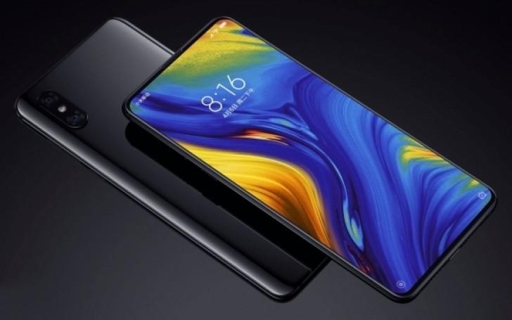 Xiaomi Mi Mix 3 Europako prezioa zehazten da