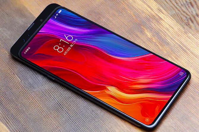 Xiaomi Mi Mix 4 5G-k bere lehen ziurtagiria lortu zuen