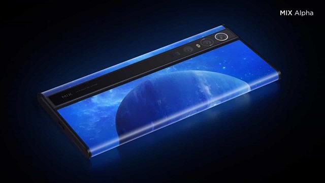 Xiaomi Mi Mix Alpha-k seguruenik Indiako dendetara joko du