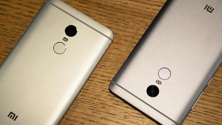Xiaomi Mi Oharra 4 diseinu gardena izan dezake