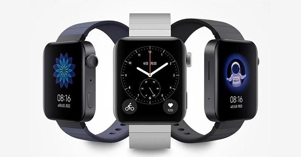 Xiaomi-k dagoeneko bere lehen erloju adimenduna du: Mi Watch da