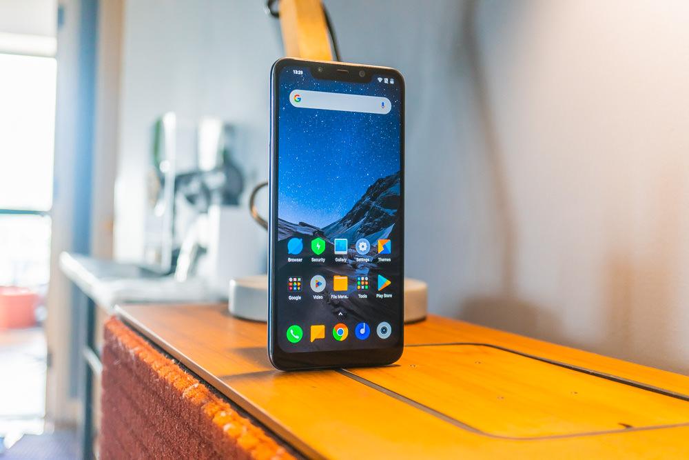 Xiaomi Poco F1 Android piezarako beta aurkeztu da