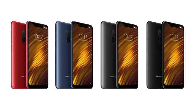 Xiaomi Pocophon F2 lanean ari da benetan!
