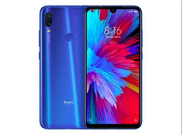 Xiaomi Redmi Oharra 7 eta Oharra 7 Ez du Pro saltzen jarraitzen
