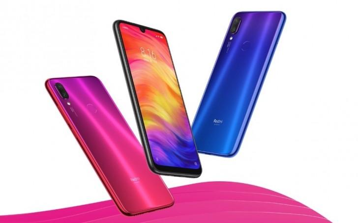 Xiaomi Redmi Oharra 7arrakasta handia