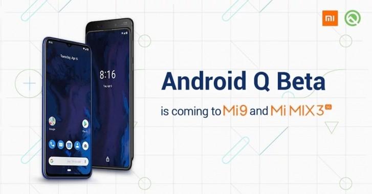 Xiaomi Redmi modelo berriak Android Q beta ere onartzen du