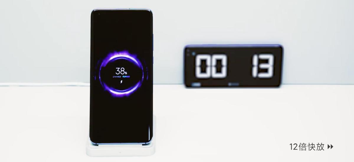 Xiaomi-k iPhone bidez haririk gabe kargatuko du kable bidez.  Bi aldiz azkarrago
