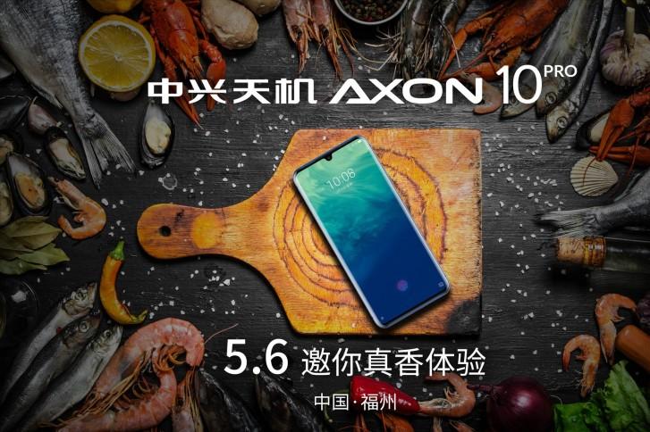 ZTE Axon 10 Pro-k 5G AnTuTu negar egin zuen!