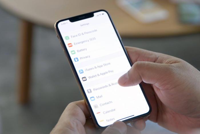 Zein da gehien erabiltzen den iOS bertsioa?  Hona hemen erantzuna