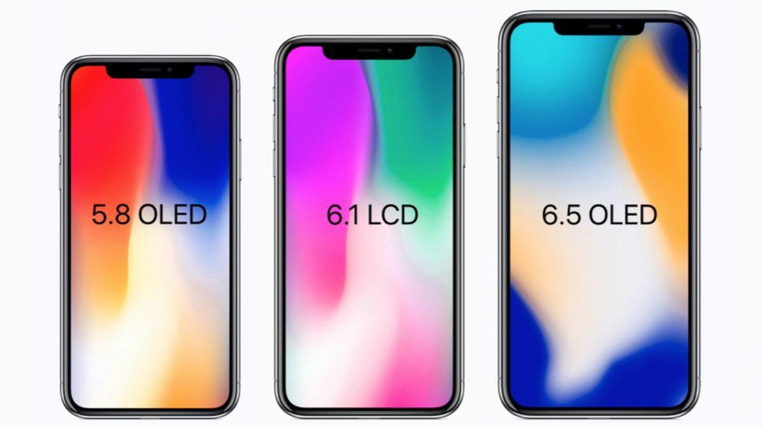 Zein izango da 2018ko iPhone modeloen prezioa?