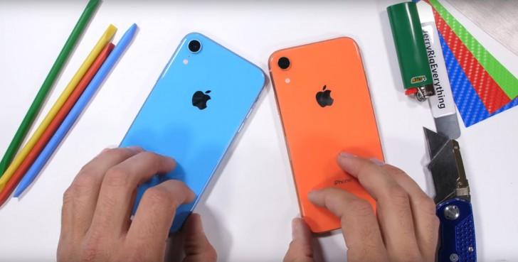 Zenbat da iraunkorra iPhone XRa?  Hona hemen erantzuna