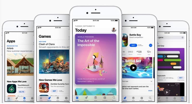 Zenbat gastatzen dute iPhone erabiltzaileek App dendan?