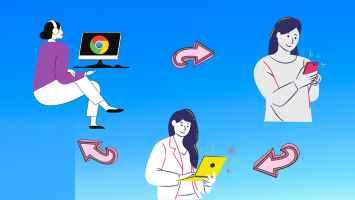 Zer egiten du Chrome Sync-k eta gustatzen zaio erabiltzea?