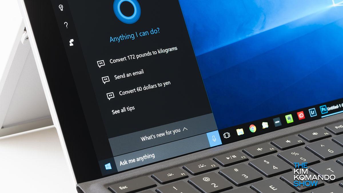 Zergatik Microsoft-ek bere maiatza handia eguneratzen du hainbeste gailutan?