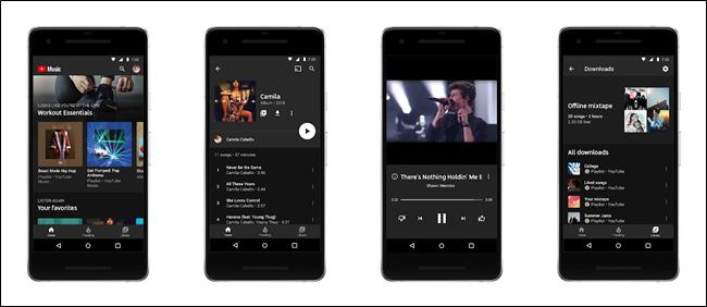 Zertan datza benetan YouTube Music? Gorria vs Premium vs Musika Premium 2