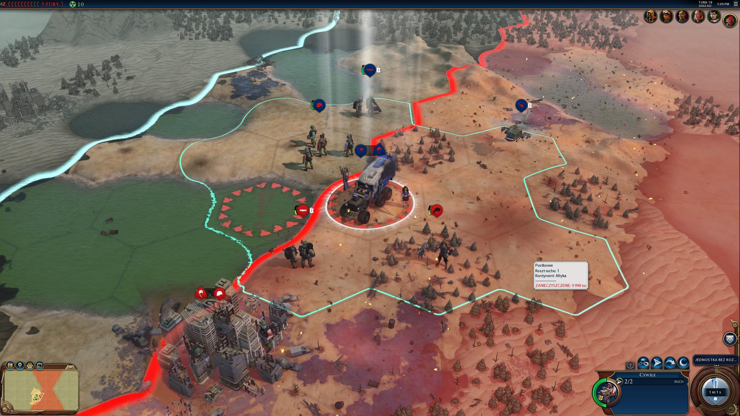 Zibilizazio VI.aren gehigarri berria battle royale modulua da. Irakurri sardexkak eta linterna hartu aurretik 1