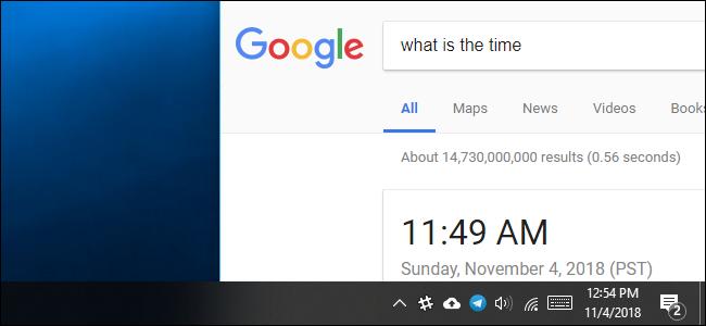 """batzuk Windows 10 erlojuak ez dute """"atzera egin"""" hemen duzu nola konpondu 1"""