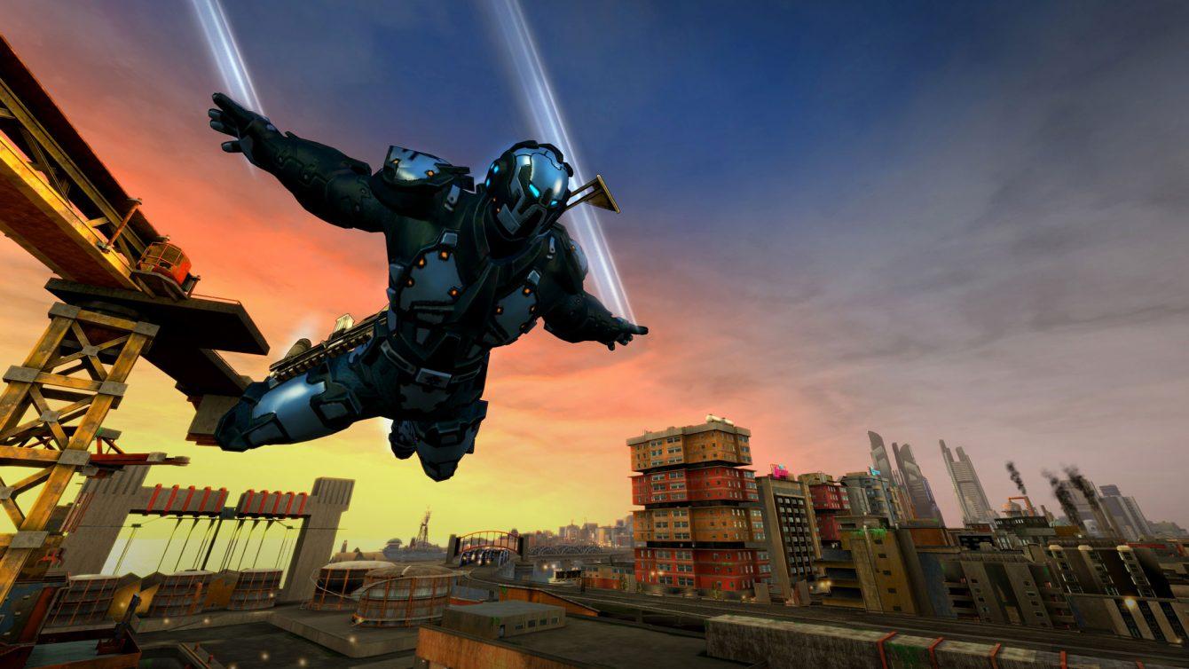 crackdown 2 Xbox One-rentzat doakoa da