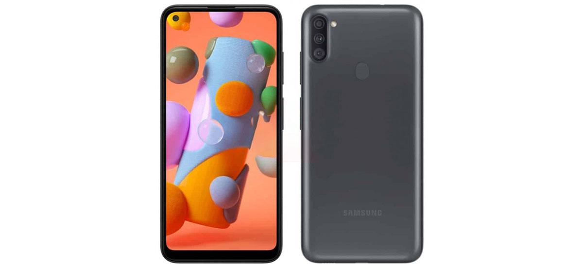 datozen Galaxy A11 - Samsung telefono salduenen ondorengoa