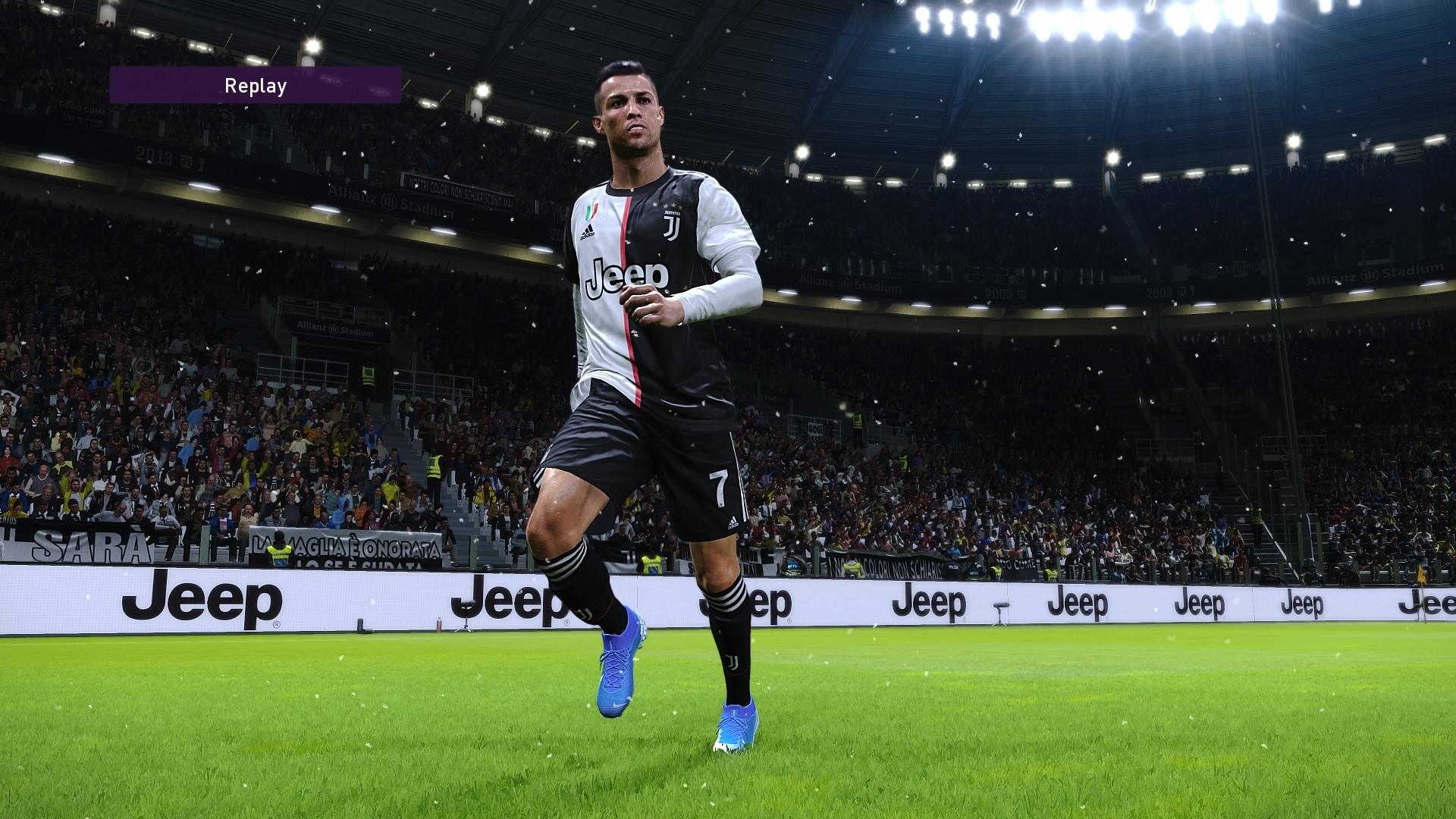 eFootball PES 2020: futbolari buruzko joko onena. Horrek ez du ezer lortzen