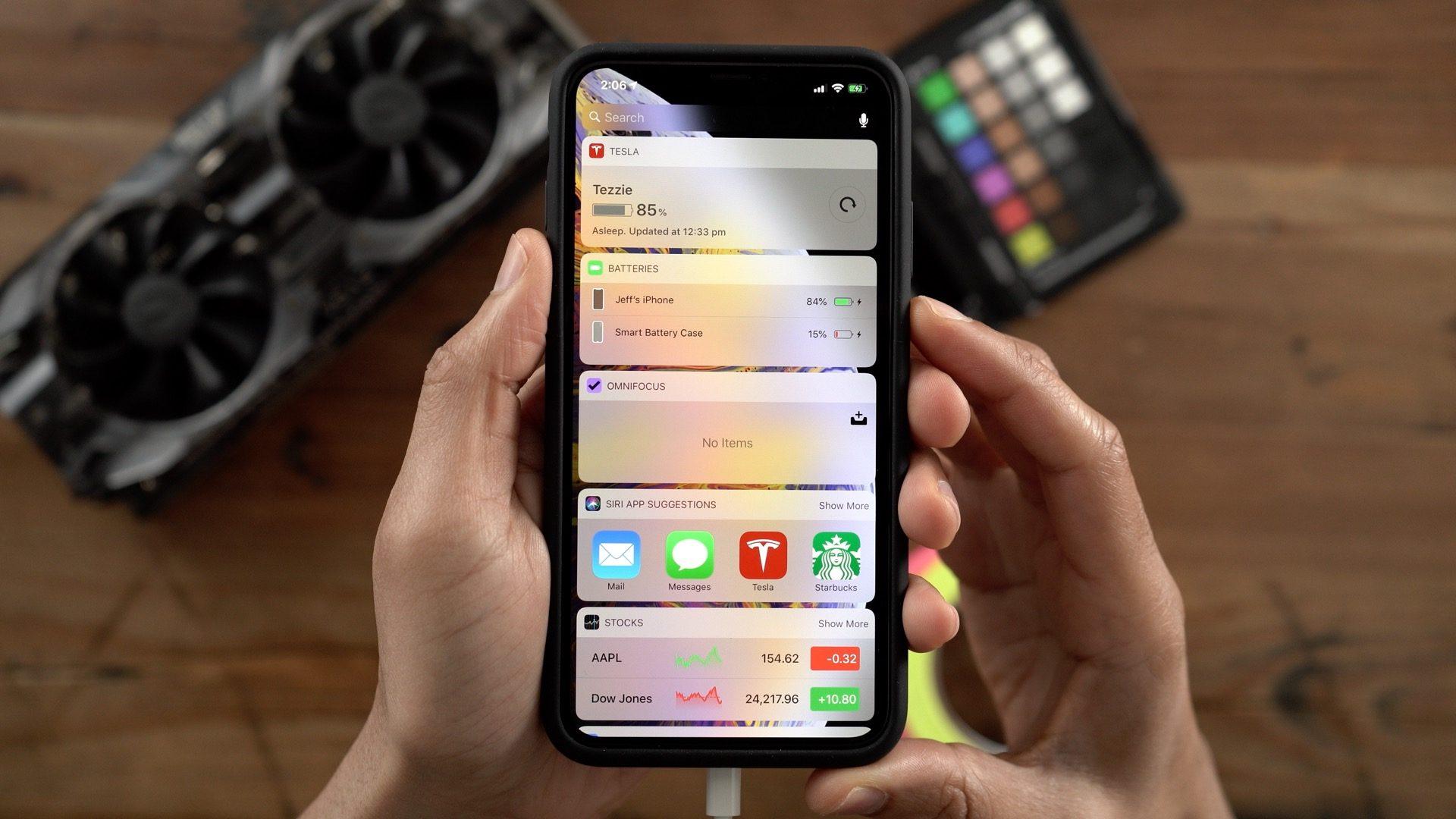iOS 12.2 Beta 1 eguneratzea kaleratu da