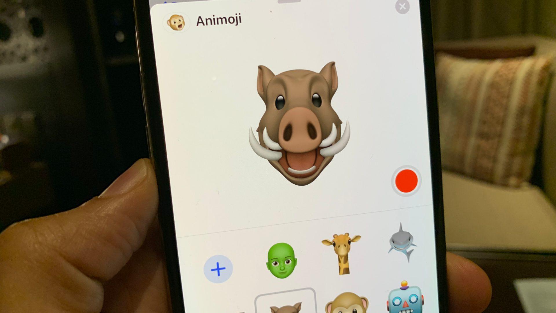 iOS 12.2 Beta 2 Animoji berriak gehitu dira!