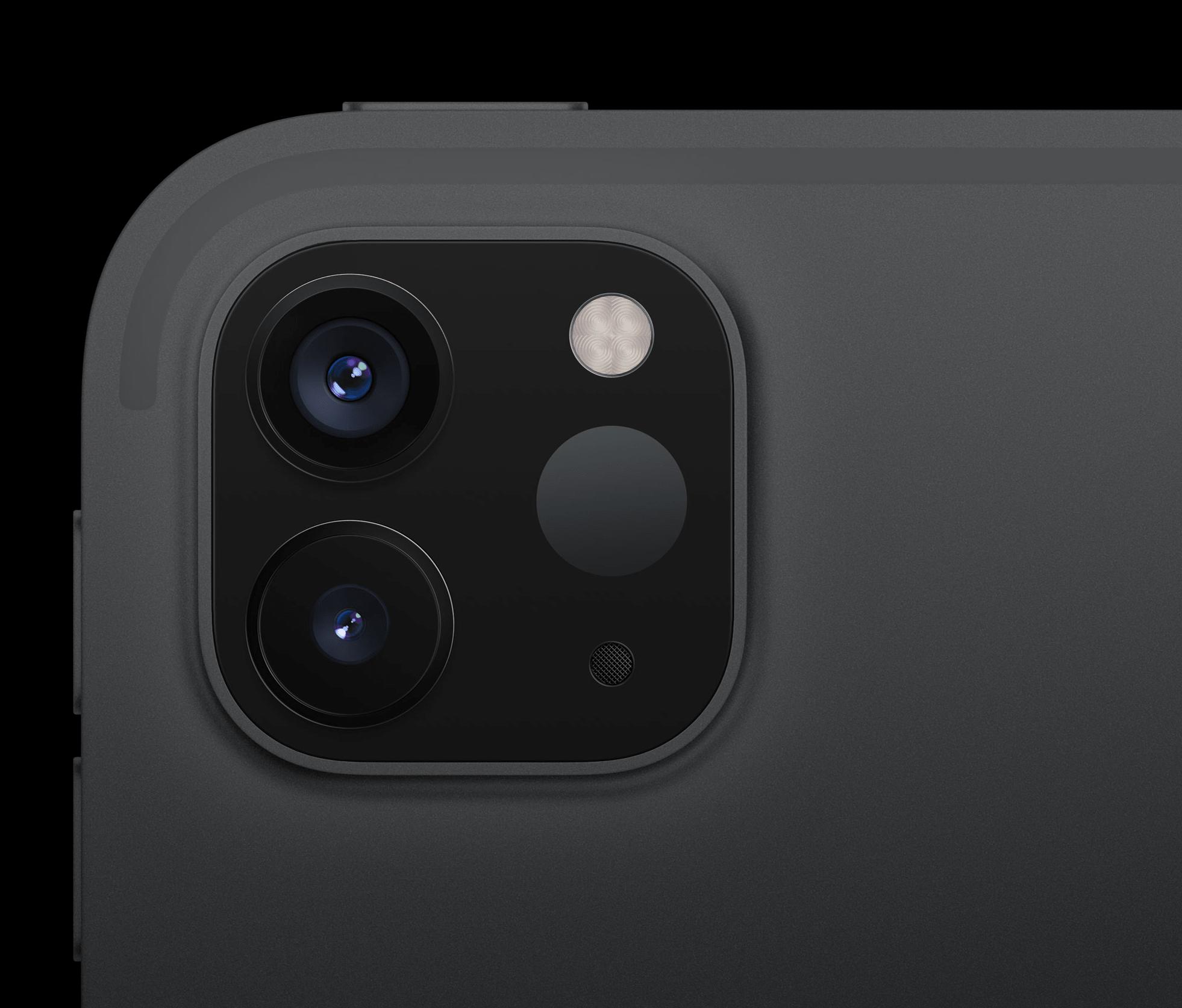 iPhone 12 batera 4 lentillak eta 1 LIDAR.  Batekin zer?