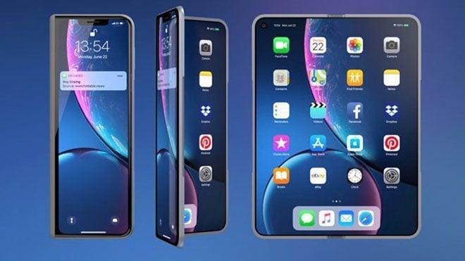 iPhone Fold LG-k pantaila sortuko du!