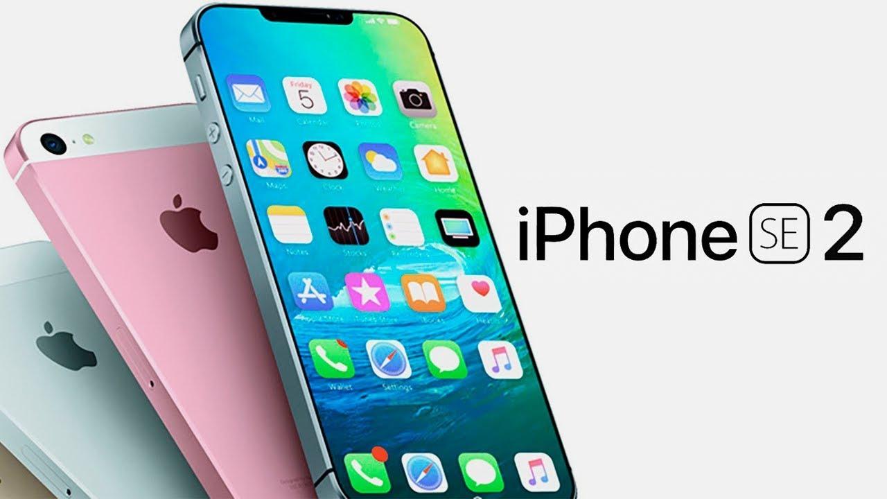 iPhone SE 2 Informazio berria!