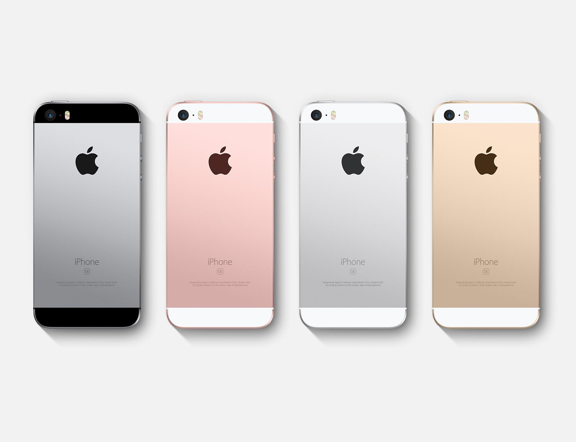 iPhone SE-k aurrera egin nahi du.  Zoritxarrez, espirituala bakarrik, oinarria iPhone bat izan behar delako 8
