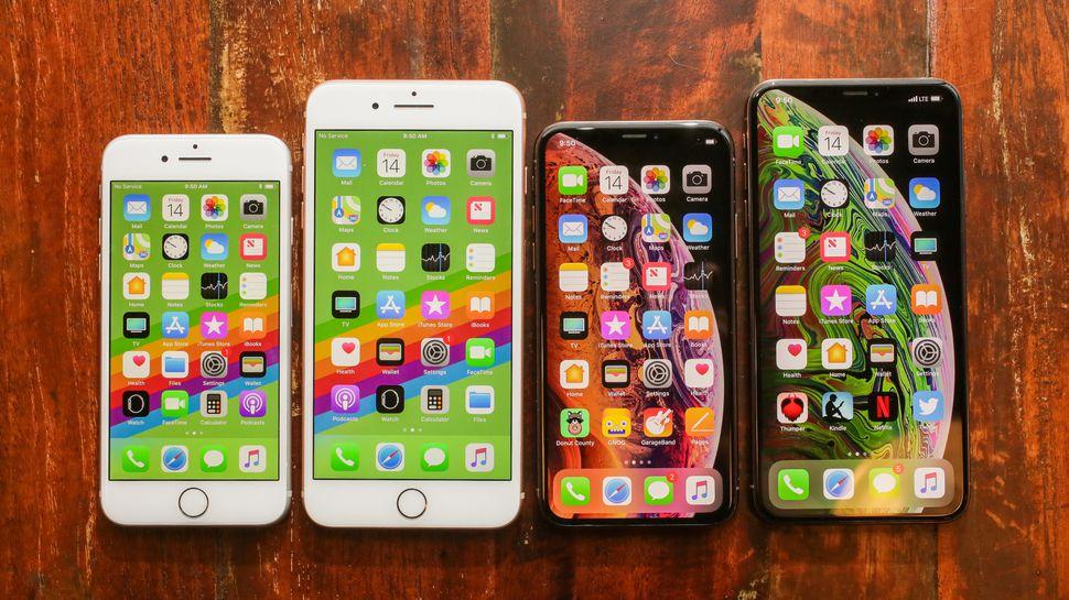 iPhone Xs eta Xs Max salmentek urte amaieran behera egingo dute