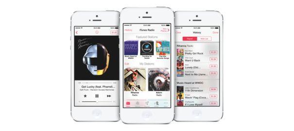 iTunesen aldia amaitu da