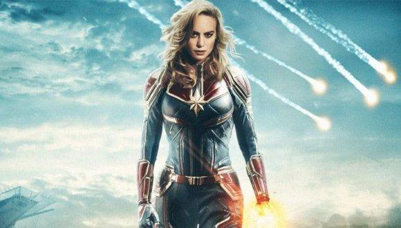 kapitaina Marvel bigarren astean gailurrean