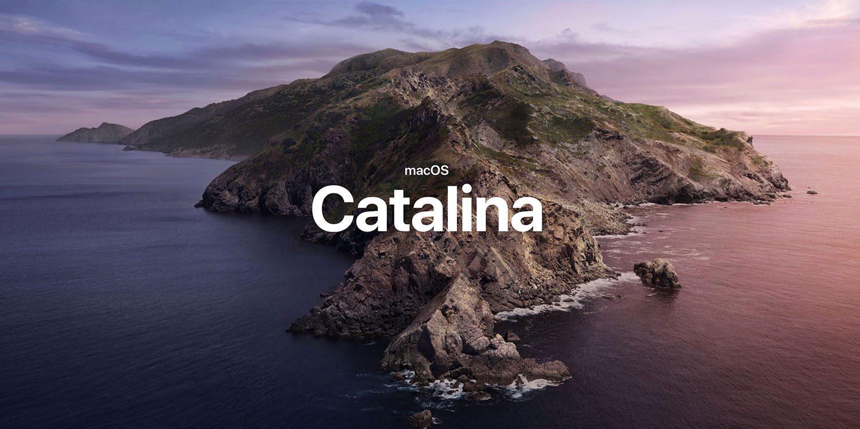 macOS Catalina 10.15.4 eguneratzea kaleratu!