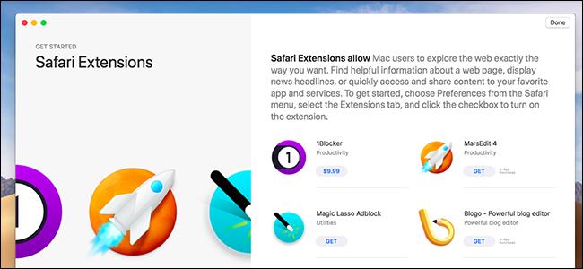 macOS Mojave-k Safari luzapen mordoa apurtuko ditu 1