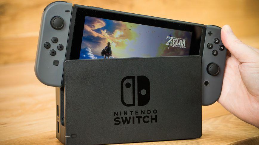 merkeak Nintendo Switch Uztailean egongo da eskuragarri