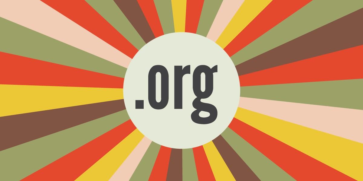 .org salmentak gelditu egin ziren